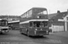 898 (WHN 419G), a Bristol VRT/ECW H39/31F, formerly United Auto 609, in use for training at Swansea.