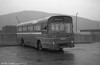AEC Reliance/Willowbrook B45F 216 (YWN 553J) at Port Talbot depot.
