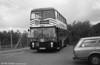 Bristol VRT 938 in the  Swansea Sound car park.