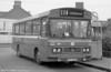 1981 Bedford YMQ/Duple B43F 287 (FCY 287W) at Gorseinon.