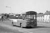 1981 Bedford YMQ/Duple B43F 288 (FCY 288W) at Haverfordwest.