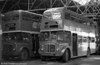 AEC Regent V/Willowbrook H37/27F 861 (CCY 981C) at Brunswick St.
