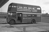 AEC Regent V/Willowbrook H37/27F 886 (GWN 864D) at Swansea.