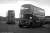 AEC Regent V/Willowbrook H37/27F 861 (CCY 981C) at Swansea.