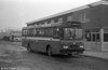 Ford R1014/Duple B43F 272 (NCY 272R) at Haverfordwest.