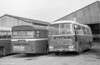 128 (HTG 601D), an  AEC Reliance 2MU3RA / Duple (Northern) C41F, ex N&C Luxury Coaches.