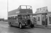 1953 Bristol KSW5G/ECW O33/28R 500 (WNO 484) ready to depart from Swansea for Bristol Bus Rally.