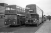 AEC Regent V/Willowbrook H39/32F 575 (15 BWN) with VRT 917 at Swansea.