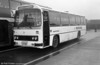 Leyland Leopard/Willowbrook C46F 110 (LCY 110X) is seen at Swansea.