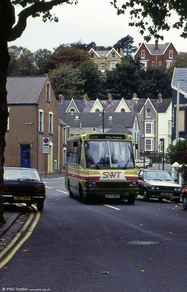 271 at St. Helens Avenue.