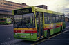 1993 Dennis Dart/Plaxton B31F 511 (L511 HCY). The use of 'City Mini' fleetnames on these vehicles was stretching the point slightly!