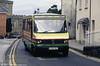 292 in action on a Haverfordwest town service.