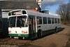 Leyland National B52F 756 (JTH 756P), now preserved, on 27th December 2005.