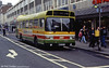 Leyland National/B52F 809 (WWN 809T) in Oxford Street, Swansea.