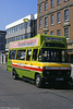 238 (D238 LCY) on Kingsway on a sunny day.