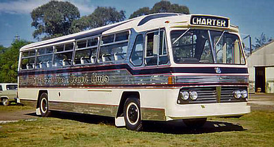 m/o 244 Bedford VAM70/CCMC (10/75) (Image from the Ken Magor Collection)