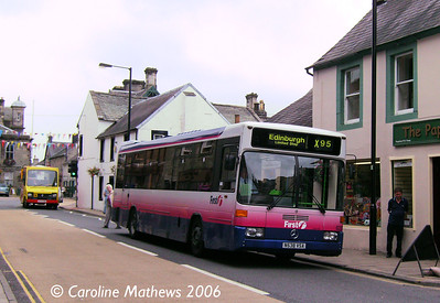 First 62286 (N538VSA), Langholm, 26th August 2006
