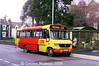DG Buses R827FSX, Castle Douglas, 29th November 2008