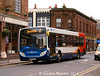 Stagecoach 28670 (SF62CKL), Loreburn Street, 15th March 2014