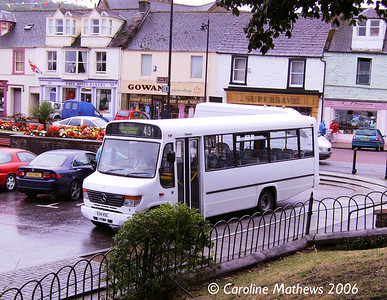 King of Kirkcowan R241KSC, Kirkcudbright, 19th August 2006
