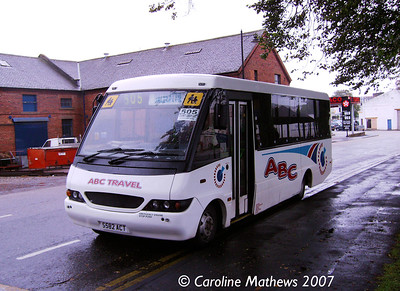 ABC S582ACT, Kirkcudbright, 18th August 2007