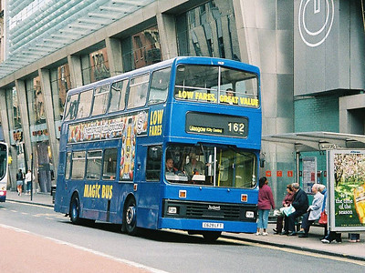 Stagecoach 14629 (C629LFT), Glasgow, 13th May 2006