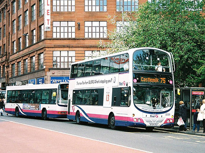 First 32559 (SF54OSZ), Glasgow, 13th May 2006