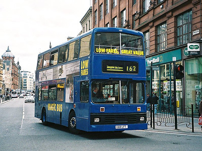 Stagecoach 14601 (C601LFT), Glasgow, 13th May 2006