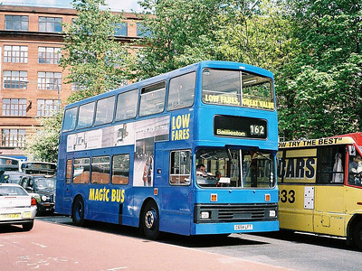 Stagecoach 14654 (C654LFT), Glasgow, 13th May 2006