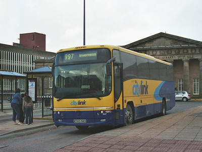 Another view of Rapsons Volvo B10M-62 647(W743NAS)