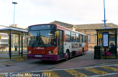 Stagecoach 20974 (R974XVM), Inverness Bus Station, 2nd October 2015