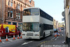 Stagecoach 13636 (G128WGX), Academy Street, Inverness, 2nd October 2015