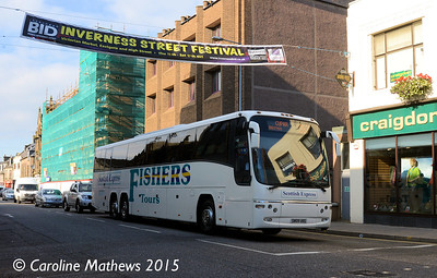 Fishers SW09UNS, Academy Street, Inverness, 2nd October 2015