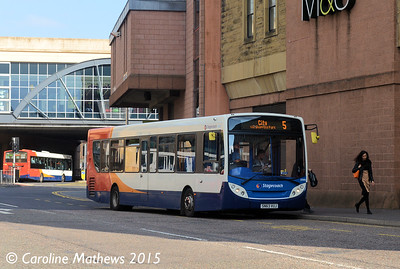 Stagecoach 27910 (SN63VUJ), Inverness, 2nd October 2015