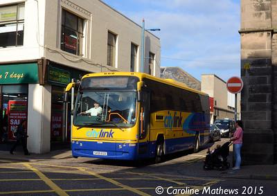 Stagecoach 53109 (SV09EGD), Margaret Street, Inverness, 2nd October 2015
