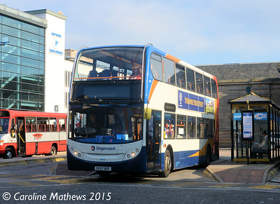 Stagecoach 19175 (SV57BGF), Inverness Bus Station, 2nd October 2015