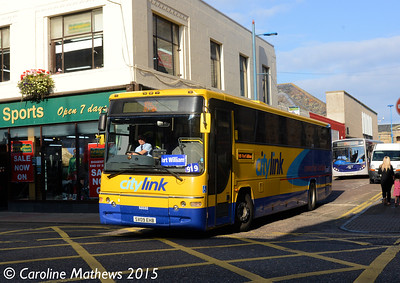 Stagecoach 53332 (SV09EHB), Inverness, 2nd October 2015
