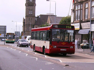 Coakley L233SWM,  Motherwell, 4th August 2007