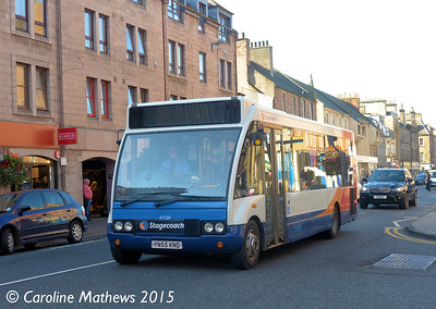 Stagecoach 47259 (YN55KND), South Street, Perth, 29th September 2015