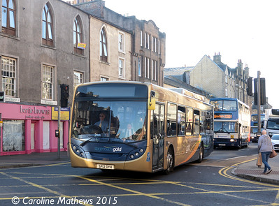Stagecoach 29012 (SP12DYH), South Street, Perth, 29th September 2015