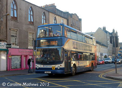Stagecoach 17061 (T661KPU), South Street, Perth, 29th September 2015