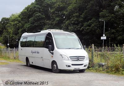 Elizabeth Yule SN13DDL, Pitlochry, 23rd September 2015