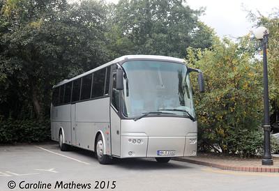 Rucker HN R 2100, Pitlochry, 23rd September 2015