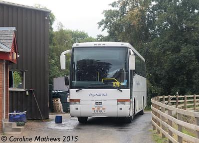 Elizabeth Yule L15YUL, Pitlochry, 23rd September 2015