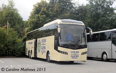 Lochs & Glens BT14DLZ,  Pitlochry, 23rd September 2015