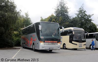 Hansbauer DEG H 6622, Pitlochry, 23rd September 2015