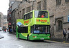 Edinburgh Tours 511 (V511 ESC) one of a dozen Dennis Tridents/Plaxton PO51/25F seen near Edinburgh Castle on 18th October 2010.