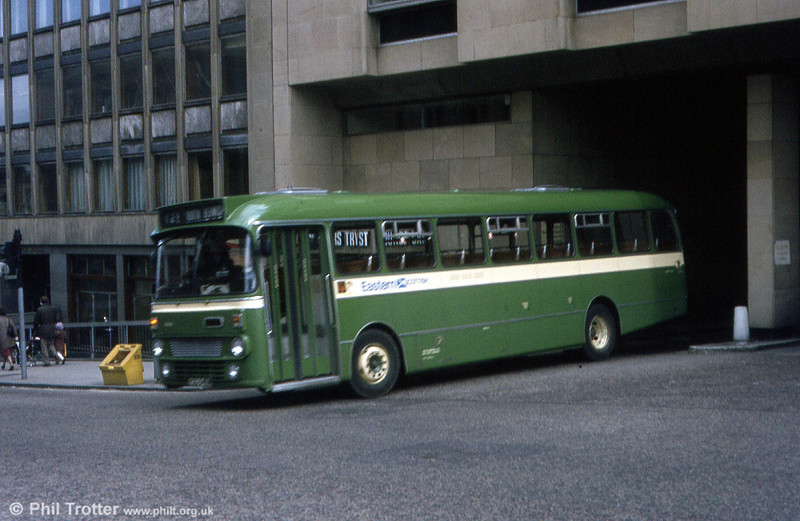 An Eastern Scottish Alexander bodied vehicle.