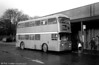 Formerly Edinburgh 815 (EWS 815D), this Leyland Atlantean/Alexander H43/31F saw later service with Blue Bus, Rugeley.