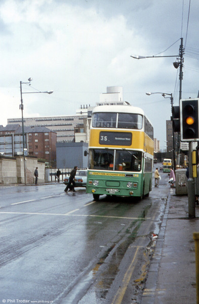 Greater Glasgow LA1388 (RDS 587W) a Leyland Atlantean/Alexander H45/33F dating from 1980.